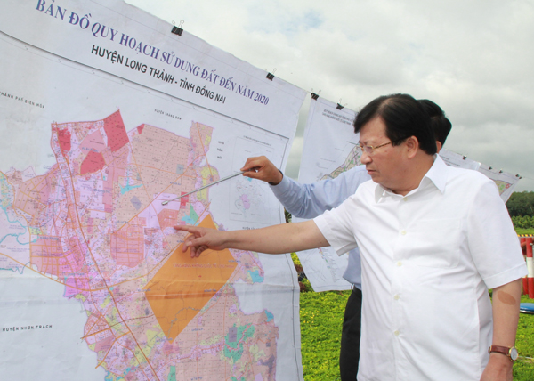 Work must start on Long Thanh Airport by 2019: Deputy PM