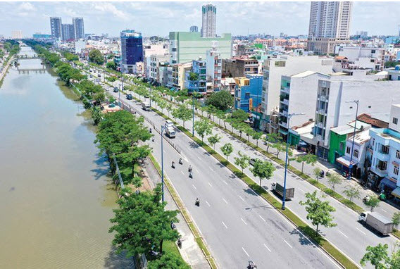 HCMC must use rivers as special natural resource for future growth: Party Chief